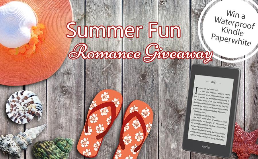 Summer Fun (June 6-20) ✨Win a Waterproof Kindle Paperwhite